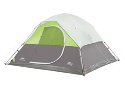 Coleman Dome Tents coleman aspenglen 6 person instant dome tent