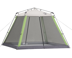 Coleman Canopies and Shelters Coleman shelter 10x10 instant screen