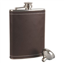 Coleman Kitchen and Furniture coleman flask leather 8 oz tailgater
