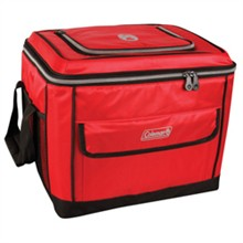 Coleman Coolers coleman soft cooler red 40