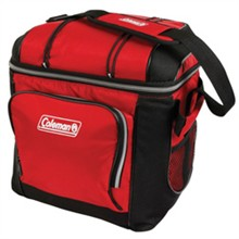 Coleman Coolers coleman soft cooler red 30