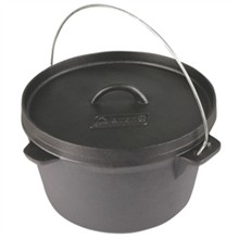 Coleman Kitchen and Furniture coleman cable dutch oven cast iron