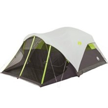 Coleman Fast Pitch Tents coleman steel creek screened 6 person tent