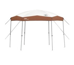 Coleman Canopies and Shelters coleman 10 ft x 12 ft instant canopy