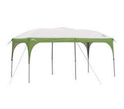 Coleman Canopies and Shelters coleman 16 ft 8 ft instant canopy
