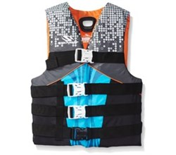 Stearns stearns infinity abstract wave womens nylon life vest