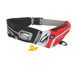 Stearns stearns 16m elite inflatable belt pack red