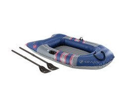 Sevylor sevylor colossus 2 person inflatable boat