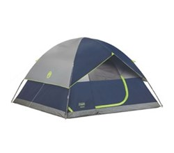 Coleman shop by size 6 to 9 people coleman sundome 6 person tent