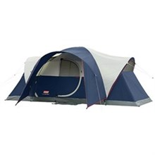 Coleman Dome Tents coleman elite montana 8 person tent
