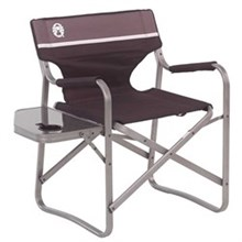 Coleman Chairs coleman aluminum deck chair