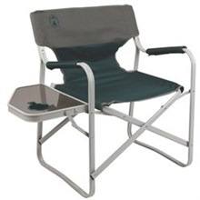 Coleman Chairs coleman outpost elite deck chair