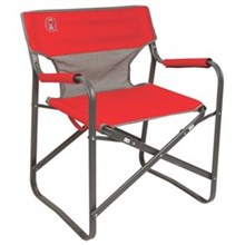 Coleman Chairs coleman outpost breeze deck chair