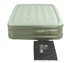 Coleman Air Beds coleman double high  queen size airbed