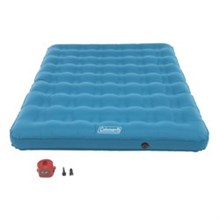 Coleman Air Beds coleman durarest plus single high queen size airbed