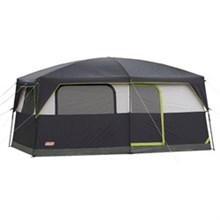 Coleman Cabin Tents signature prairie breeze 9 person cabin tent