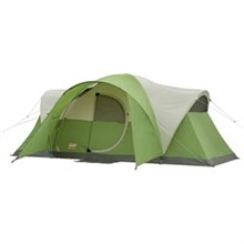 Coleman Modified Dome Tents coleman montana 8 person tent