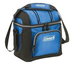 Coleman Coolers coleman soft 9 can cooler with hard liner mix