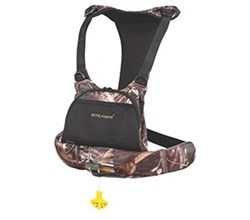 Stearns stearns max5 manual inflate chest pack camo