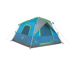 Coleman shop by size 6 to 9 people coleman 6 person instant tent