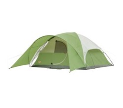 Coleman Modified Dome Tents coleman evanston 8 person tent